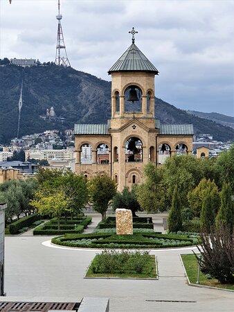Tsminda Sameba Cathedral - Picture No. 176 - By israroz (Oct. 2019)