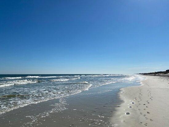 Crescent Beach Foto
