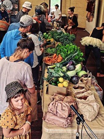 Kwoorabup Community Markets
