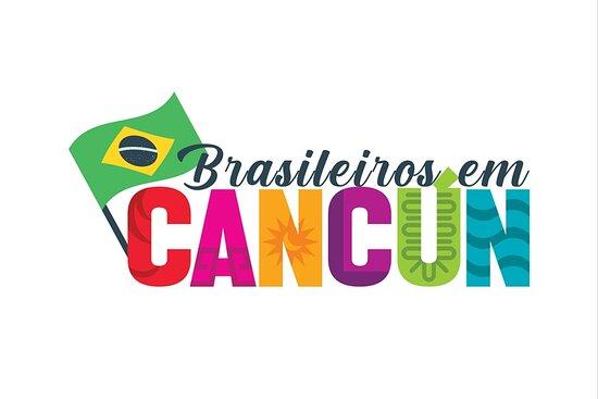 Brasileiros em Cancún