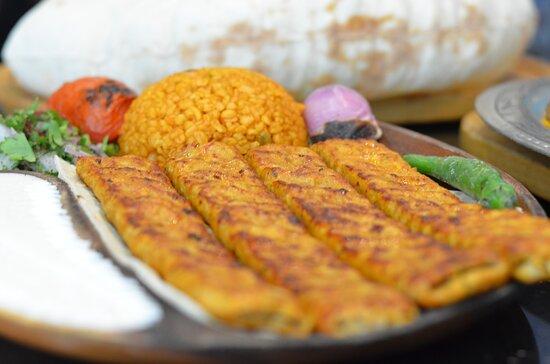 Tavuk Kabab - Chicken