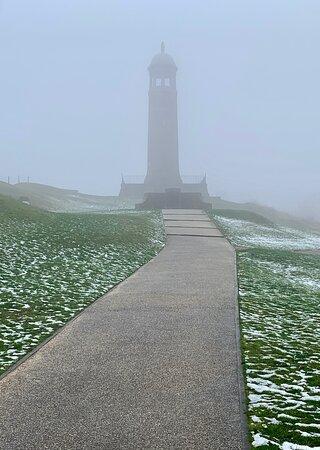 Sherwood Foresters Regiment Memorial (Crich Stand), Derbyshire