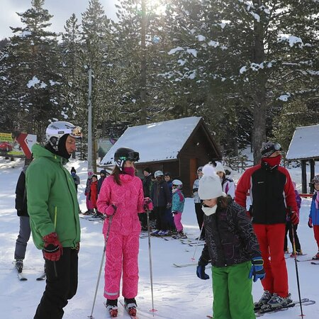 Blidinje Nature Park, Bosnia and Herzegovina: Ski school Risovac 2021