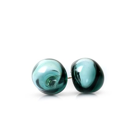 Glass blown earings  עגילים מזכוכית