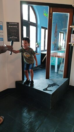 Muizenberg, Nam Phi: My grandson decided to tell some of his jokes at my BIRTHDAY CELEBRATION DRUMMING COMEDY show...  It was my 51st birthday on the 29th NOVEMBER 2020  WHAT A FANTASTIC DAY   AFRICAN SOUL SURFER IS AN IDEAL VENUE TO HOST A BIRTHDAY CELEBRATION