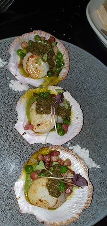 Lismore, Αυστραλία: Seared Scallops