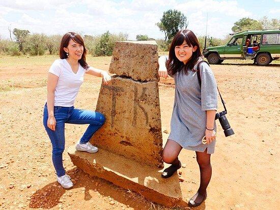 Reserva Natural Masái Mara, Kenia: Our japanese tourists