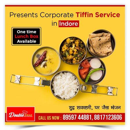 Presents Corporate Tiffin Service in Indore
