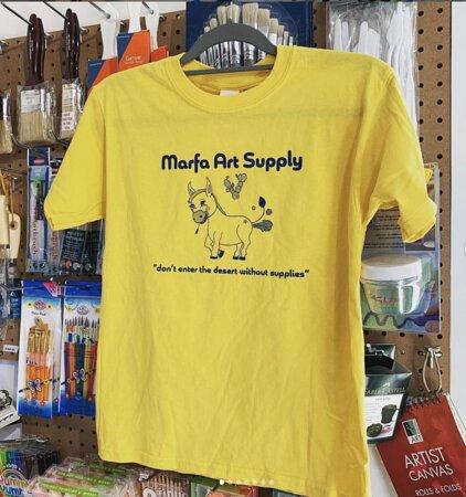 Marfa Art Supply