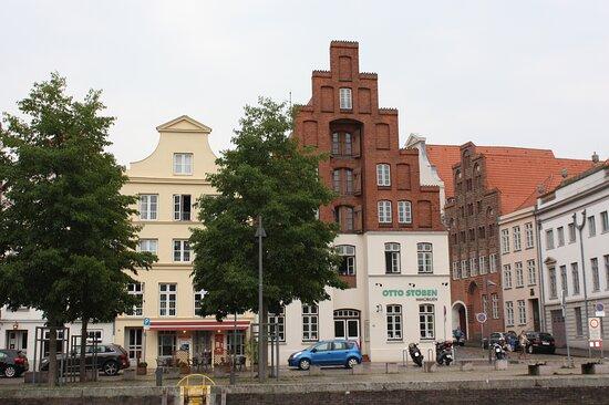 Lübeck, An der Obertrave