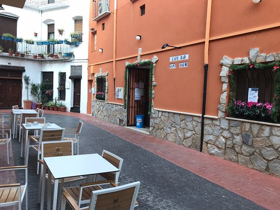 Cafe-Bar Sant Jaume