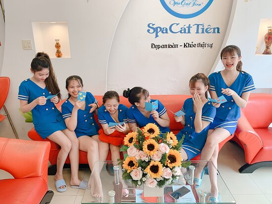 Spa Cát Tiên
