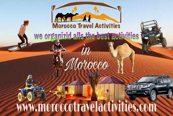Morocco travel activities