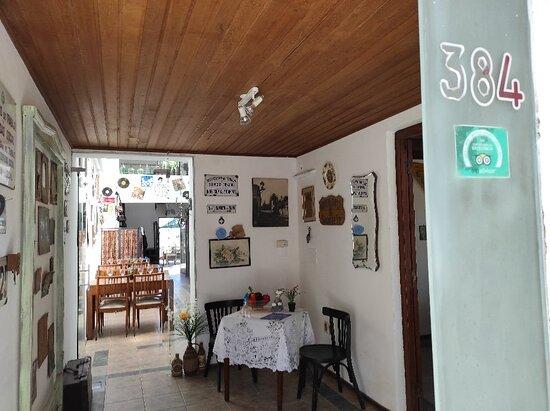La Florida restaurant in Colonia del Sacramento Uruguay