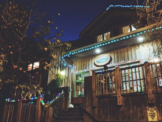 Howe Sound Brewing Christmas Lights