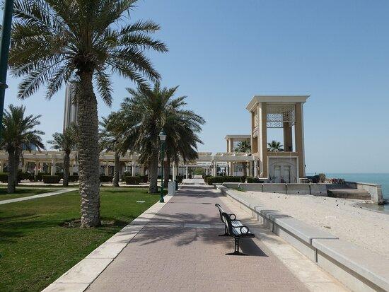 the 'Port' restaurant at the Corniche