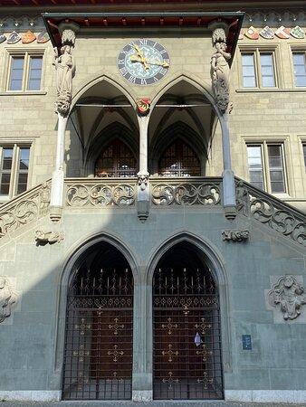 Hôtel du gouvernement Berne (Rathaus)