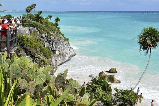 Coba, Tulum, Cenote & Playa del Carmen...