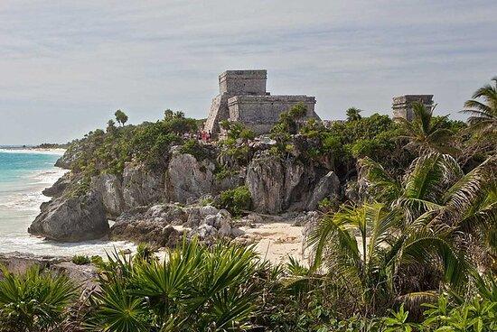 4 in 1 Tour VIP Tulum, Coba, Cenote...