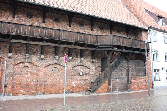 Lübeck, Bunker An der Obertrave