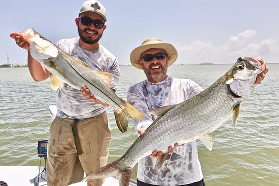 Native Bass & Saltwater Fishing Charters Cocoa Beach