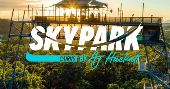 Skypark by AJ Hackett Cairns
