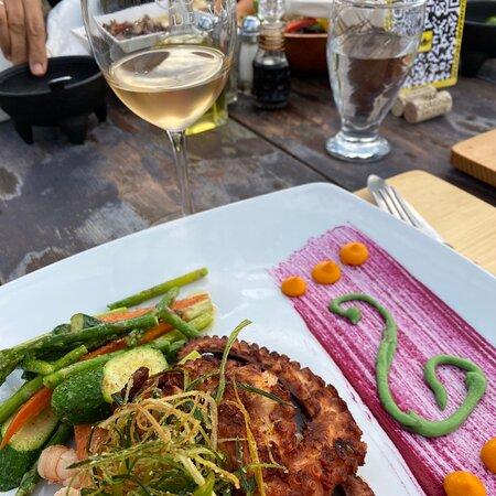 Deliciosa comida y excelente atención