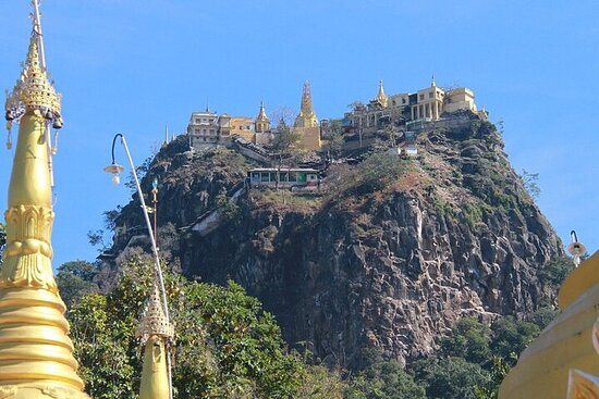 Mount Popa and its Surrounding...