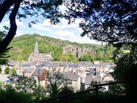 Chateau de La Roche-en-Ardenne