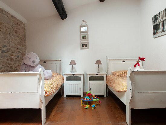 The Old Dairy - Apt 3 - Kids bedroom