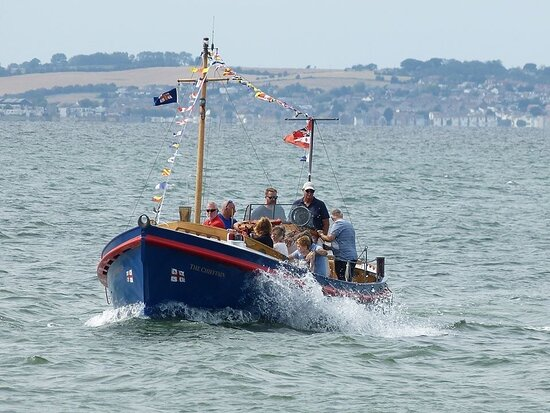 Whitstable Vintage Life boat Trips