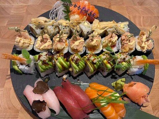 Kinstukuroi Sushi