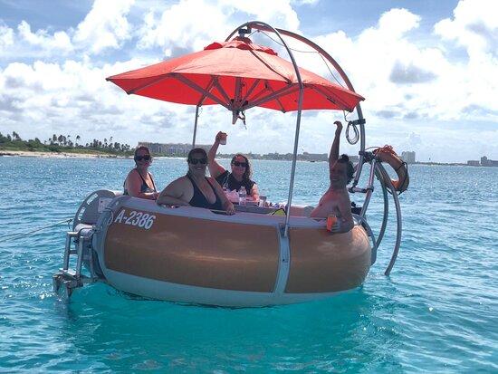 Boat Rental Octopus Aruba