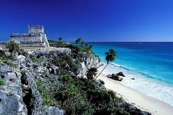 Tur 4x1 VIP Coba, Tulum, Cenote og...