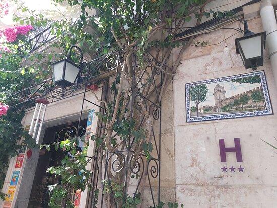 Beja, Bồ Đào Nha: Hotel Bejense