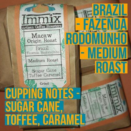 Brazilian beans for sale.