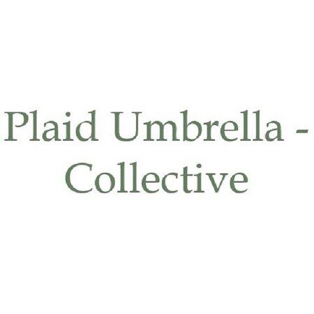 Plano, IL: Plaid Umbrella - Collective