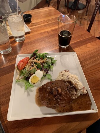 Fredericktown, OH: The cod, meatloaf and stout are top shelf.