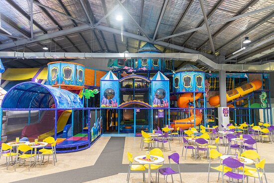Kids World Playland & Cafe