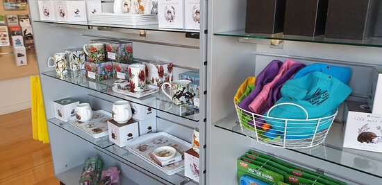 Millicent Visitor Information Centre  SA    local merchandise