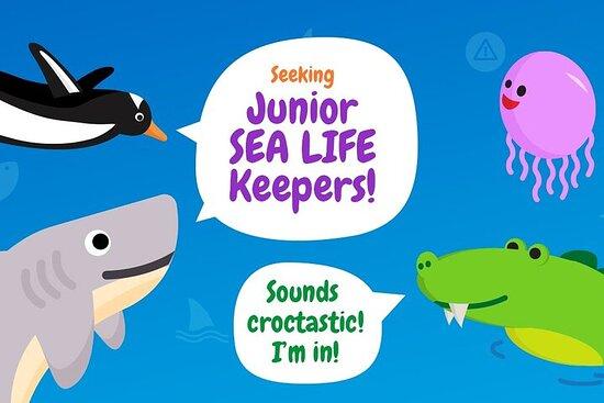 SEA LIFE Melbourne Aquarium Admission...