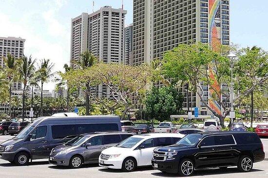 Paradise Hawaii Tours - Honolulu Airport Transfer