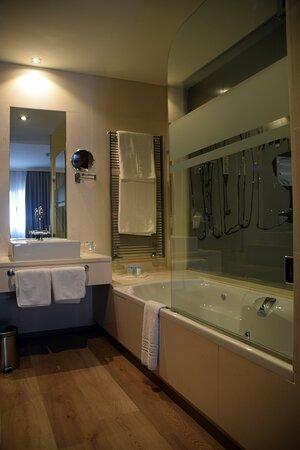 Special room bathroom