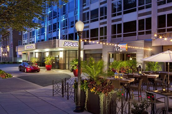 YOTEL Washington DC, hôtels à Washington
