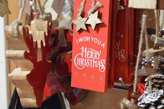Artico Christmas Shop