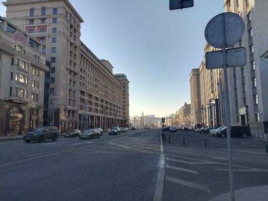 Okhotny Ryad Street