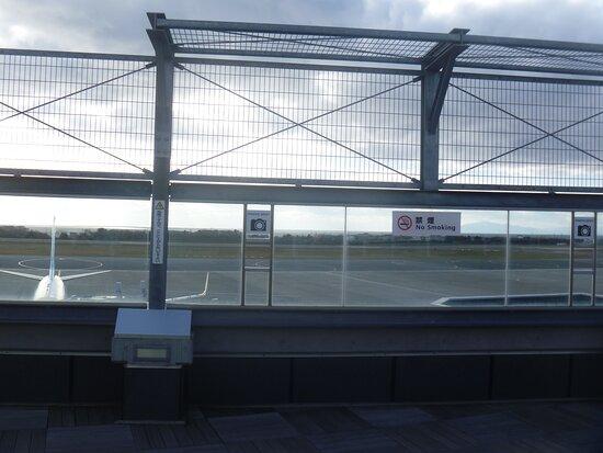 Hakodate Airport Observation Deck