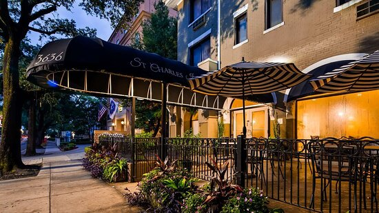 St. Charles Inn, Hotels in New Orleans