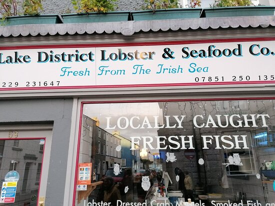 The Lake District Lobster And Seafood Company