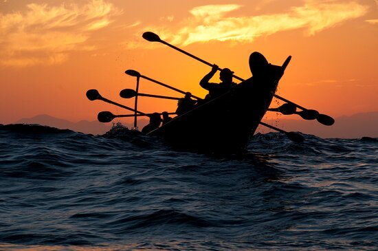 Channel Islands National Park, CA: The native Chumash people of the Channel Islands celebrate their heritage by journeying through the channel in canoes called tomols.